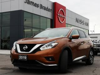 Used 2018 Nissan Murano Platinum for sale in Kingston, ON