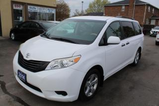 Used 2014 Toyota Sienna L for sale in Brampton, ON