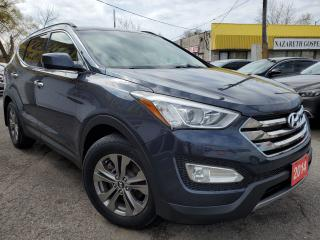 Used 2014 Hyundai Santa Fe Sport PREMIUM/AWDLOADED/FOGLIGHTS/ALLOYS/H.SEATS/B.TOOTH for sale in Scarborough, ON