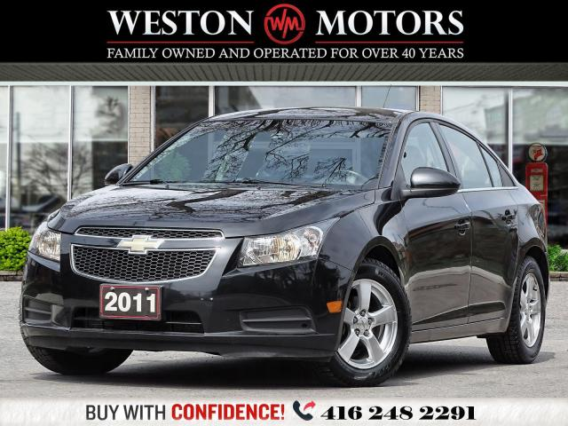 2011 Chevrolet Cruze LT TURBO*GREAT SHAPE*LOW KMS!