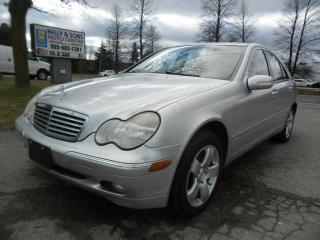Used 2003 Mercedes-Benz C-Class 4Matic