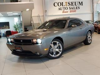 Used 2012 Dodge Challenger R/T-5.7L V8 HEMI POWERED-LEATHER-SUNROOF-NAVIGATIO for sale in Toronto, ON