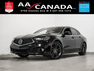 Used 2018 Acura TLX A spec for sale in North York, ON