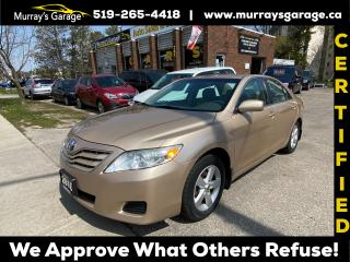Used 2010 Toyota Camry LE for sale in Guelph, ON