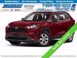 Used 2019 Toyota RAV4 LE for sale in Brandon, MB