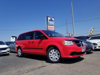 Used 2013 Dodge Grand Caravan No Accidents | SE | CARAVAN | Low Km's| Certified for sale in Brampton, ON