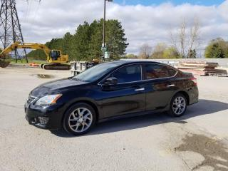 Used 2013 Nissan Sentra SR for sale in Scarborough, ON