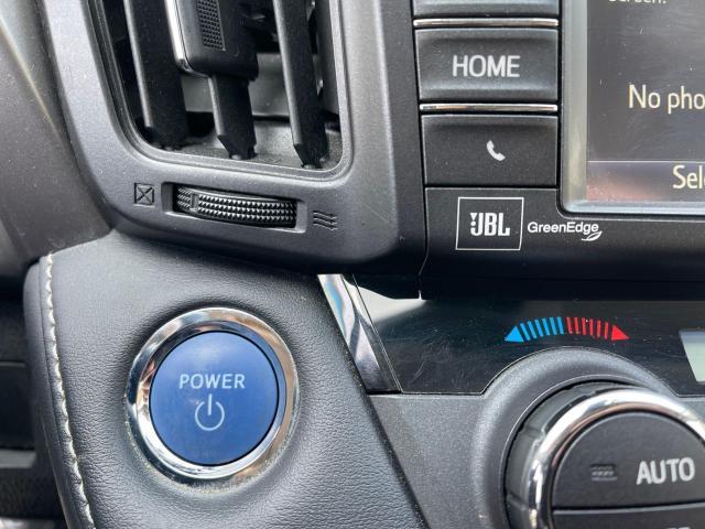 2016 Toyota RAV4 HYBRID LIMITED NAVIGATION/REAR VIEW CAMERA Photo16