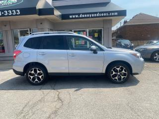 Used 2015 Subaru Forester XT Limited for sale in Mississauga, ON