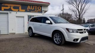 Used 2014 Dodge Journey R/T Rallye for sale in Edmonton, AB