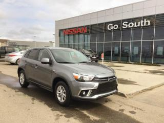 Used 2019 Mitsubishi RVR SE, AWC, AWD, AUTO for sale in Edmonton, AB