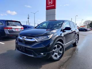 Used 2017 Honda CR-V EX-L AWD for sale in Woodstock, ON