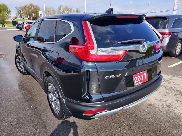 2017 Honda CR-V EX-L AWD
