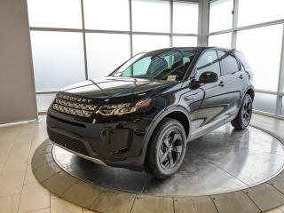 Used 2020 Land Rover Discovery Sport EXECUTIVE DRIVEN DEMO for sale in Edmonton, AB