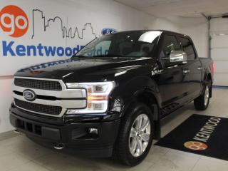 Used 2020 Ford F-150 Platinum | TEch Pkg | Moonroof | FX4 | Max Trailer Tow | 20
