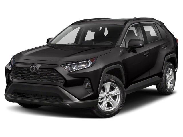 2021 Toyota RAV4 XLE
