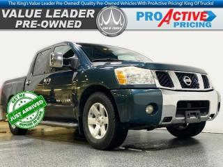 Used 2006 Nissan Titan for sale in Virden, MB