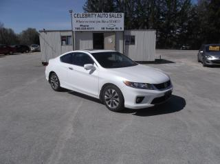 Used 2014 Honda Accord EXL for sale in Elmvale, ON