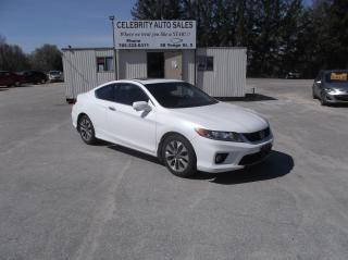 Used 2014 Honda Accord EXL for sale in Elmvale, ON