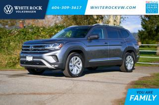 New 2021 Volkswagen Atlas 3.6 FSI Highline *CAPTAINS PACKAGE* *LEATHER* *SUNROOF* *ANDROID AUTO*  *COOLED SEATS* for sale in Surrey, BC