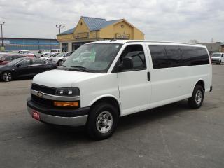 Used 2019 Chevrolet Express 3500 LT 6.0L Vortec 15 Passenge Van  BackCam for sale in Brantford, ON