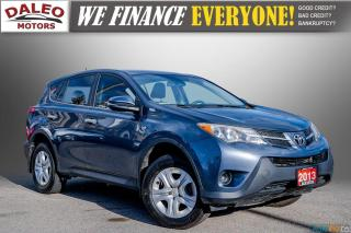 Used 2013 Toyota RAV4 LE  / POWER MIRRORS / LOW KMS for sale in Hamilton, ON