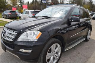 Used 2011 Mercedes-Benz M-Class ML 350 BlueTEC for sale in Richmond Hill, ON