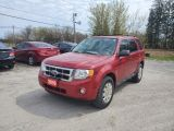 Photo of Red 2010 Ford Escape