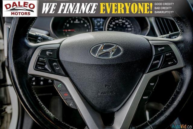 2015 Hyundai Veloster TECH / BACK UP CAM / HEATED SEATS / NAV Photo18