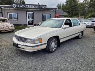 Used 1995 Cadillac DeVille for sale in Black Creek, BC