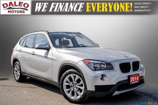 2014 BMW X1 xDRIVE28i / HEATED SEATS / KEYLESS START / LOW KMS