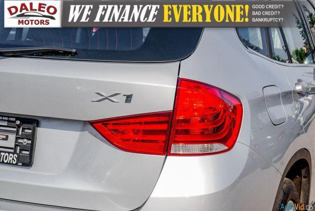 2014 BMW X1 xDRIVE28i / HEATED SEATS / KEYLESS START / LOW KMS Photo10