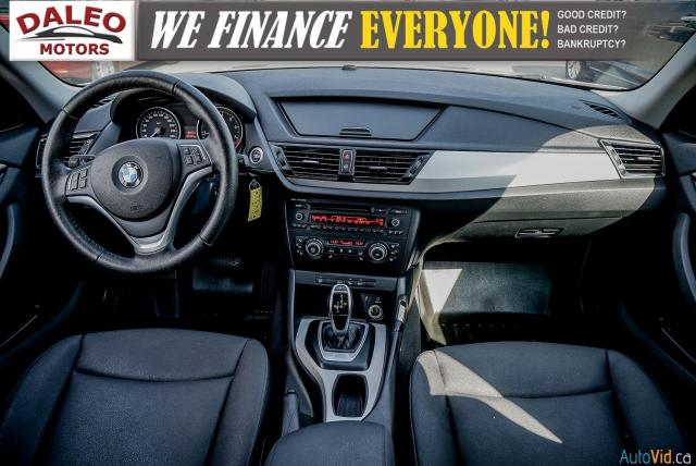 2014 BMW X1 xDRIVE28i / HEATED SEATS / KEYLESS START / LOW KMS Photo13