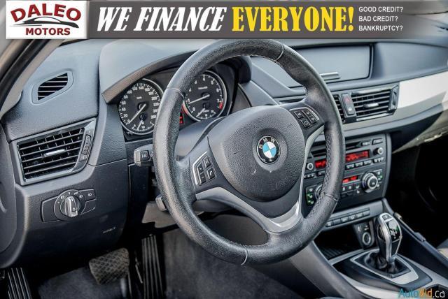 2014 BMW X1 xDRIVE28i / HEATED SEATS / KEYLESS START / LOW KMS Photo16