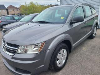 Used 2012 Dodge Journey Canada Value Pkg for sale in Oshawa, ON
