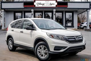 Used 2015 Honda CR-V LX for sale in Ancaster, ON