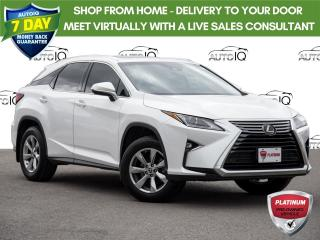 Used 2019 Lexus RX 350 LEGENDARY LEXUS QUALITY for sale in Welland, ON