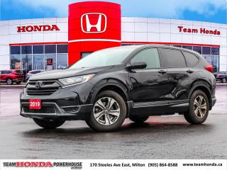 Used 2019 Honda CR-V LX--1 Owner--No Accidents--Backup Camera--Heated Seats for sale in Milton, ON