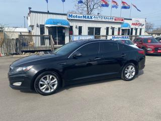 Used 2011 Kia Optima EX- Leather-SOLD SOLD for sale in Stoney Creek, ON