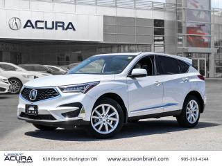 New 2021 Acura RDX Tech for sale in Burlington, ON