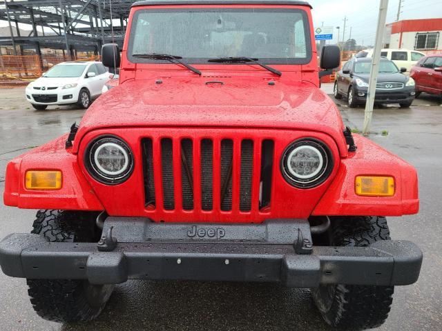 2005 Jeep TJ Sport