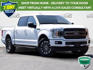 Used 2018 Ford F-150 4WD 2.7L V6 ECOBOOST| TRAILER TOW PACKAGE | A/C | XLT SPORT APPEARANCE PACKAGE for sale in Waterloo, ON