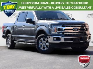 Used 2018 Ford F-150 XLT 4WD 3.3L V6  | RUNNING BOARDS | A/C | CLASS IV TRAILER HITCH RECEIVER for sale in Waterloo, ON