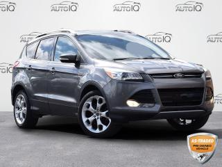 Used 2013 Ford Escape Titanium AWD ECOBOOST 2.0L| TECHNOLOGY PACKAGE | A/C | BLIS BLIND SPOT INFORMATION SYSTEM WITH CROSS TRAFFIC for sale in Waterloo, ON