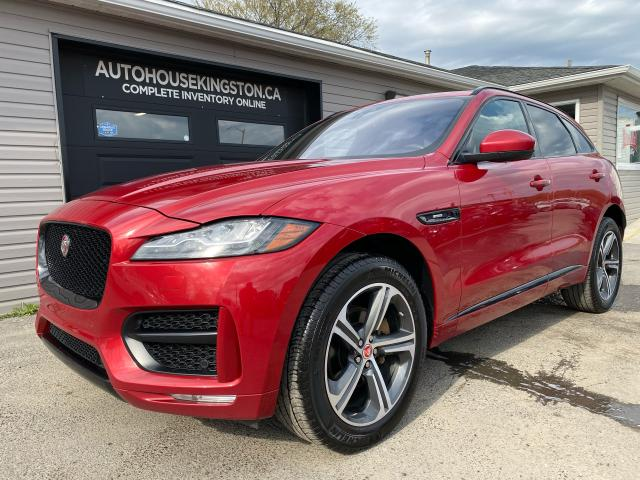 2019 Jaguar F-PACE R-Sport - 20d - All Wheel Drive - Pano Roof!