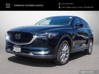 Used 2020 Mazda CX-5 GT AWD 2.5L I4 CD at ONE OWNER / LOW KMS! for sale in York, ON