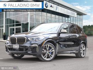 New 2021 BMW X5 M50i for sale in Sudbury, ON