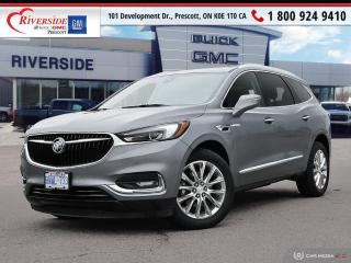 Used 2018 Buick Enclave Premium for sale in Prescott, ON