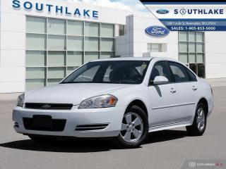 Used 2010 Chevrolet Impala LT for sale in Newmarket, ON