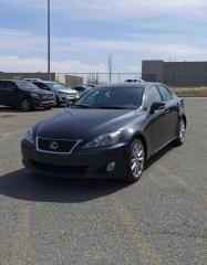 Used 2009 Lexus IS 250 AWD  I $0 DOWN - EVERYONE APPROVED! for sale in Calgary, AB